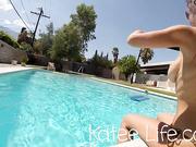 Life pool katee free pool