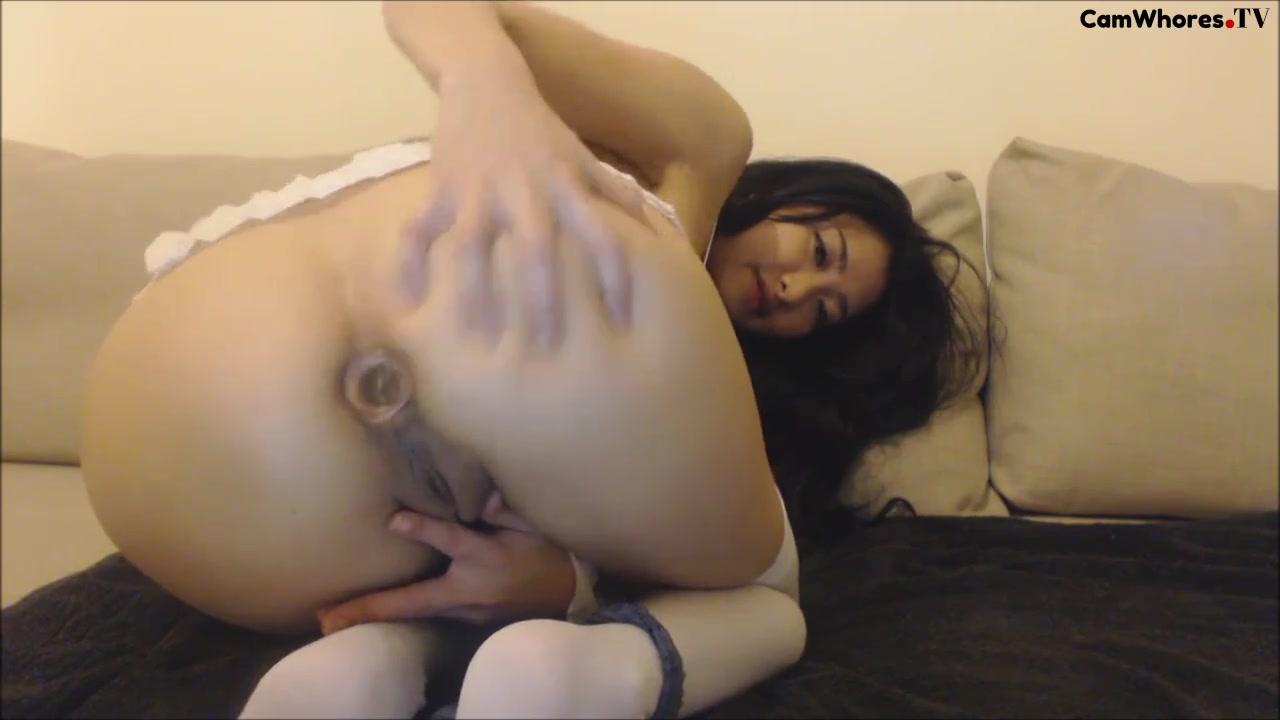Teen anal webcam