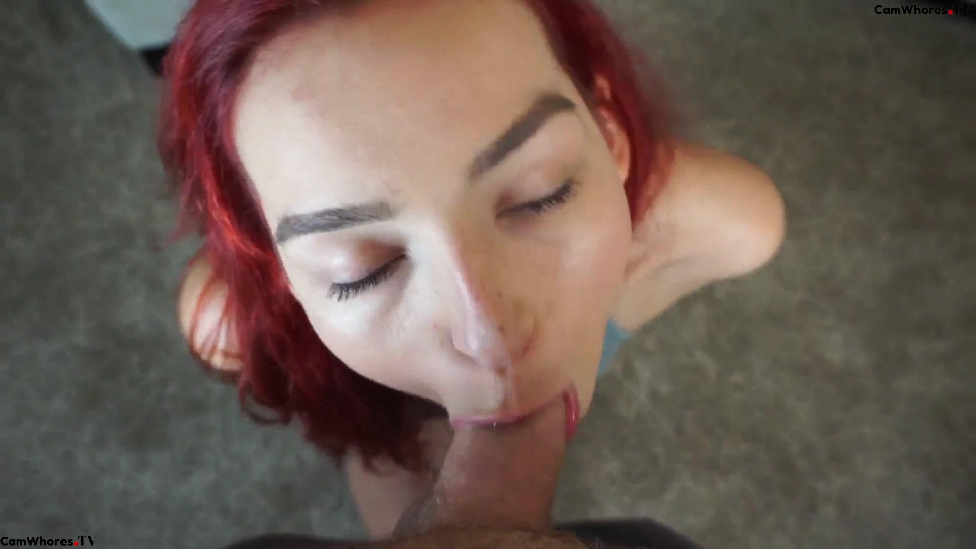 Red Head Milf Fucks Son