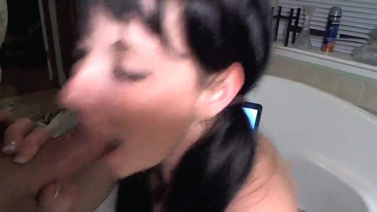 Girl getting fucked pink stripes Super Cute Amateur Girl In Striped Socks Gets Fucked
